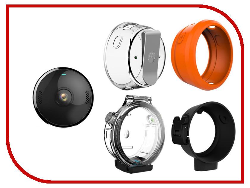 Экшн-камера Motorola Verve Cam+ Black