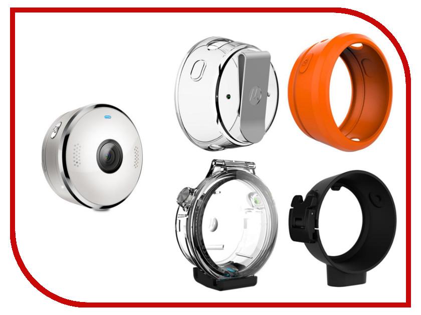 Экшн-камера Motorola Verve Cam+ White