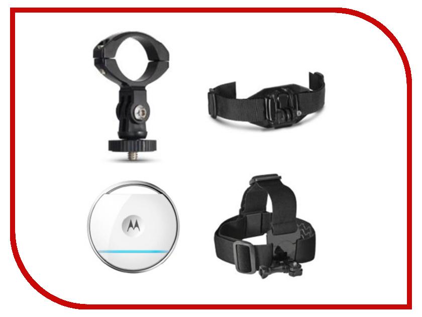 Аксессуар Набор Motorola Verve Cam+ Action Pack аксессуар sony aka dm1 dog mount for action cam