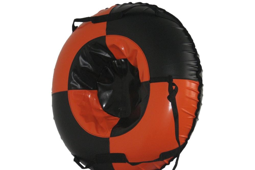 Тюбинг Формула зима Вихрь 120 Black-Orange 55017-3