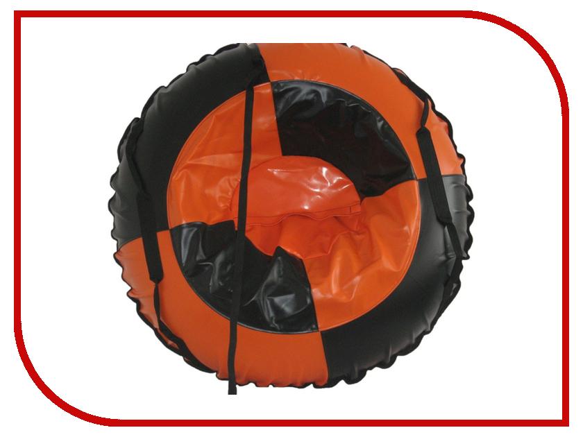 Тюбинг Формула зима Вихрь 80 Black-Orange 55017-1