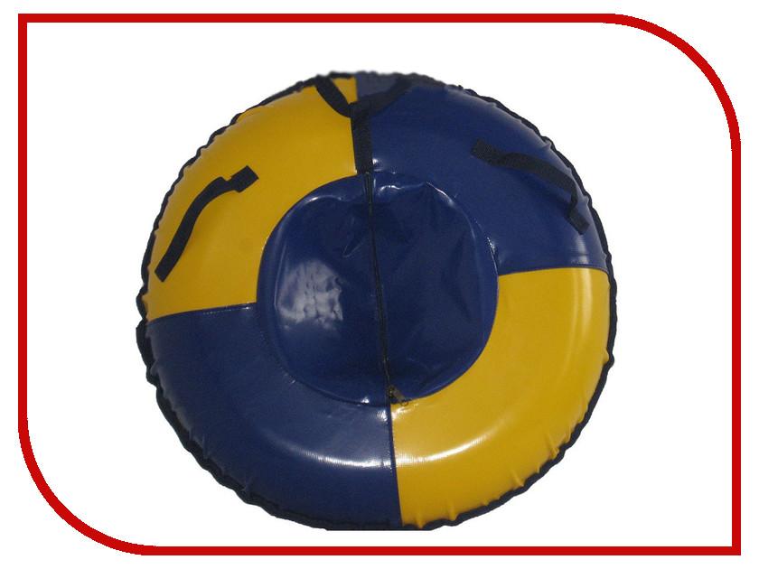 Тюбинг Формула зима Вихрь 80 Blue-Yellow 55017-1