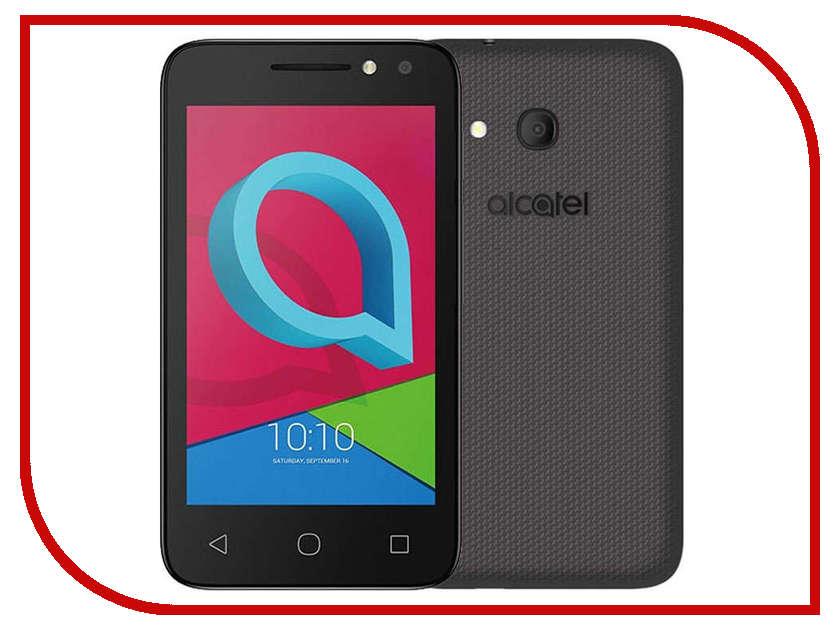 Сотовый телефон Alcatel U3 3G 4049D Black телефон