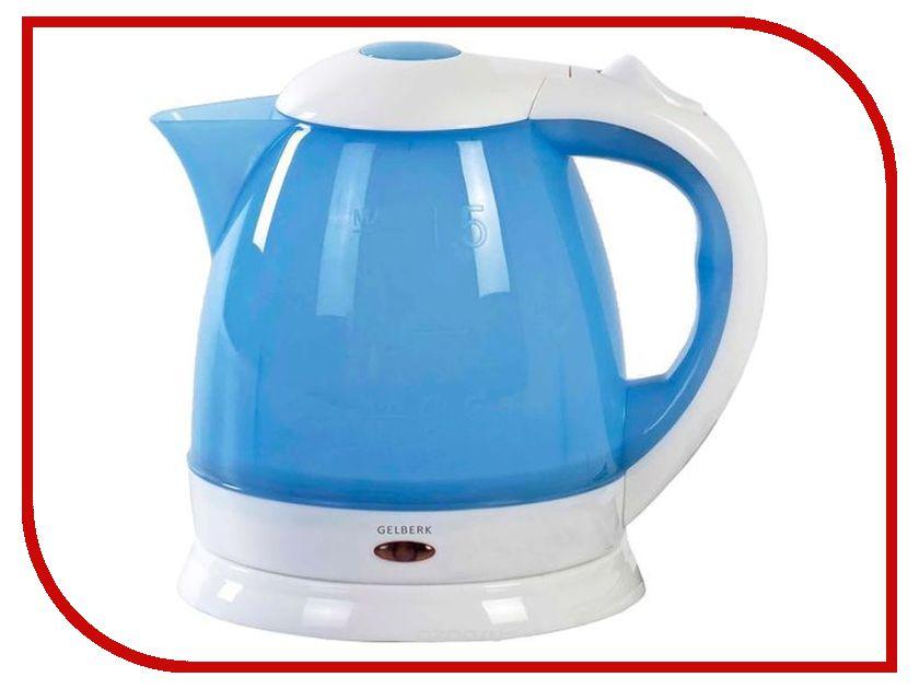 Чайник Gelberk GL-401 Blue весы gelberk gl 250