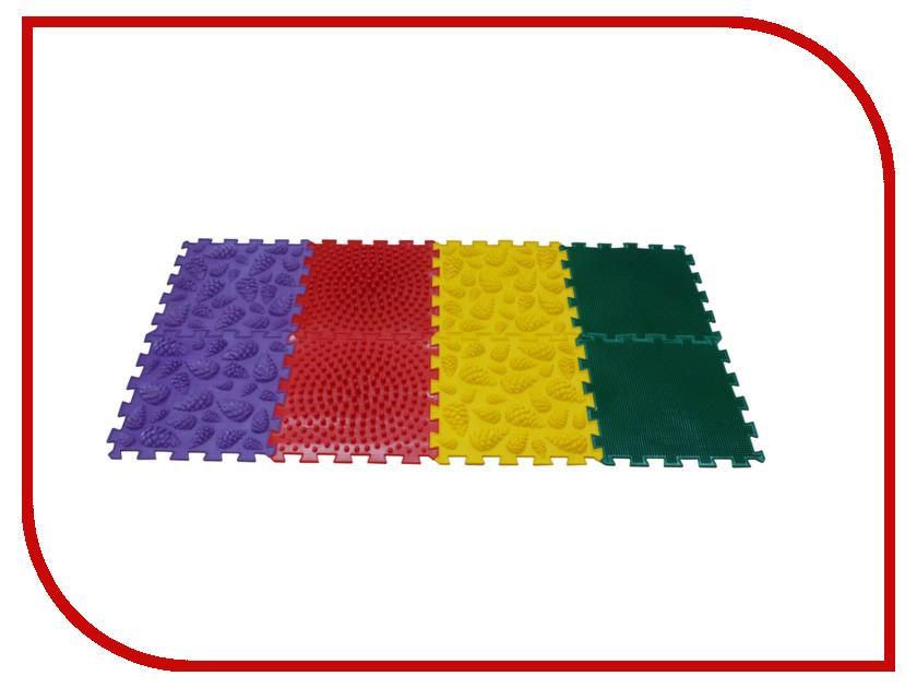 Развивающий коврик Орто Пазл Микс Лес игровые коврики орто пазл напольное покрытие микс базовый