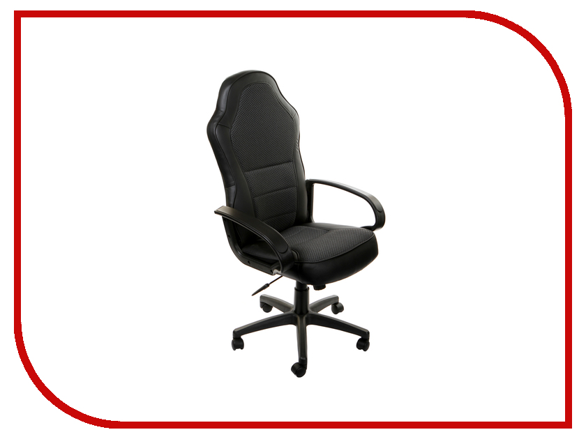 Компьютерное кресло TetChair Kappa Black-Grey 36-6/15-1