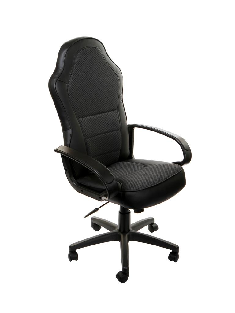 Компьютерное кресло TetChair Kappa Black-Grey 8256