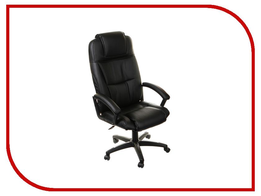 Компьютерное кресло TetChair Bergamo Black 36-6 компьютерное кресло tetchair step ромашки на зеленом