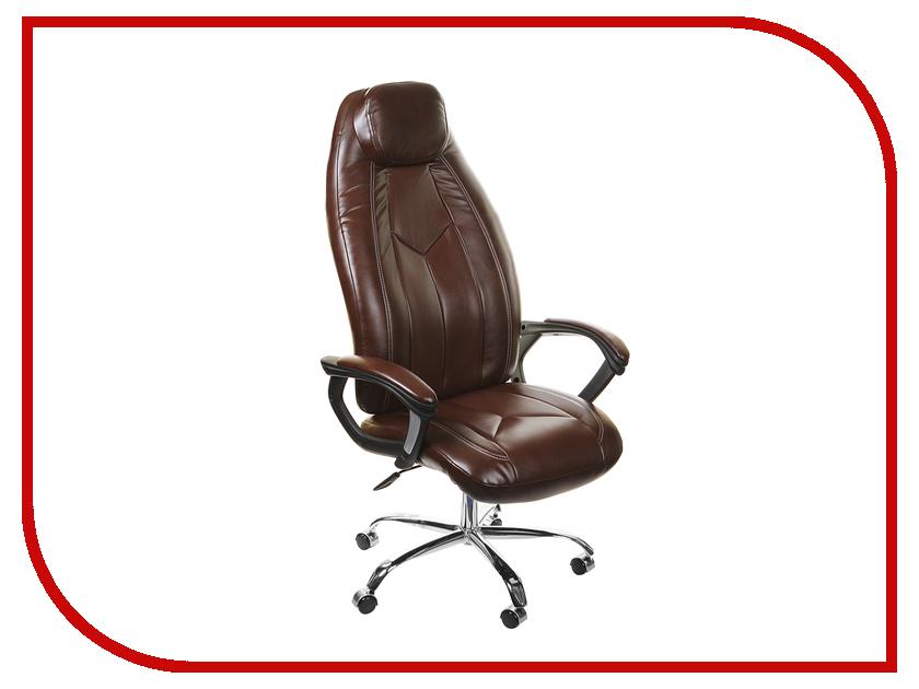 Компьютерное кресло TetChair Boss хром Brown 2 TONE/2 TONE /06 tetchair рейсер gт