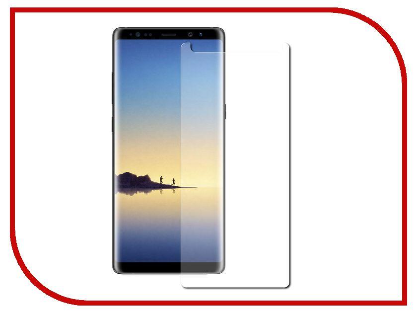 Аксессуар Защитное стекло для Samsung Galaxy Note 8 N950F Svekla ZS-SVSGN950F аксессуар защитное стекло samsung galaxy a3 2017 a320f svekla 3d white frame zs svsga3200f 3dwh