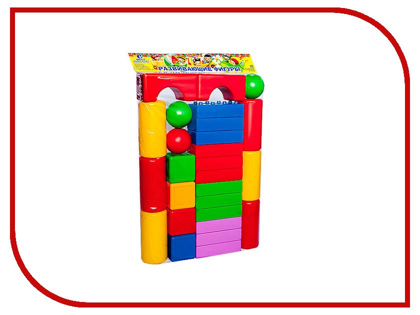 Конструктор Омская фабрика игрушек Городок Строим Крепость 1235