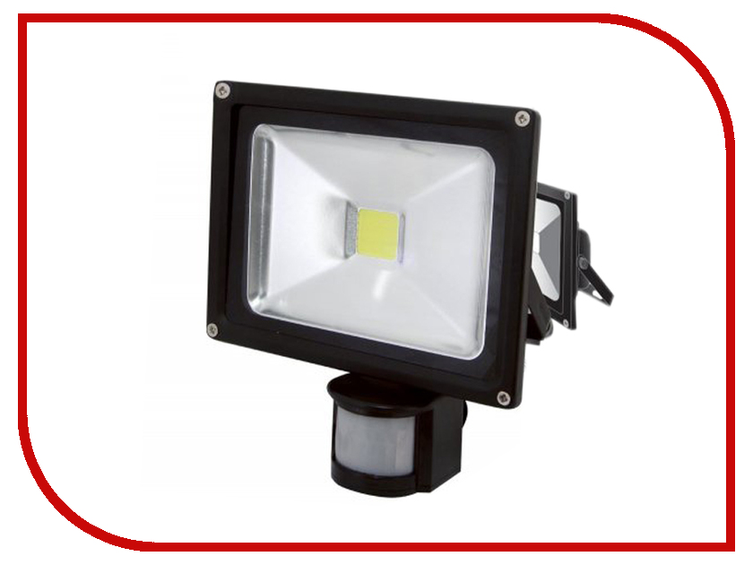 Прожектор TDM-Electric Народный СДО10-2-Н-Д 10Вт 6500К SQ0336-0246 Black