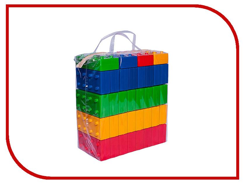 Конструктор Омская фабрика игрушек Кирпичи 36 дет. 0691 фабрика игрушек