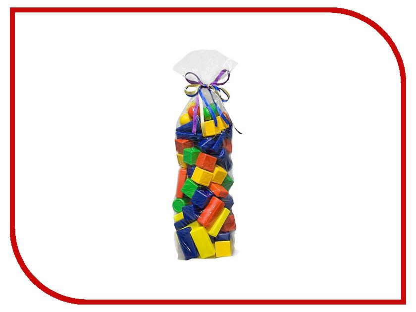 Конструктор Омская фабрика игрушек Городок Гигант 60 дет. 0020
