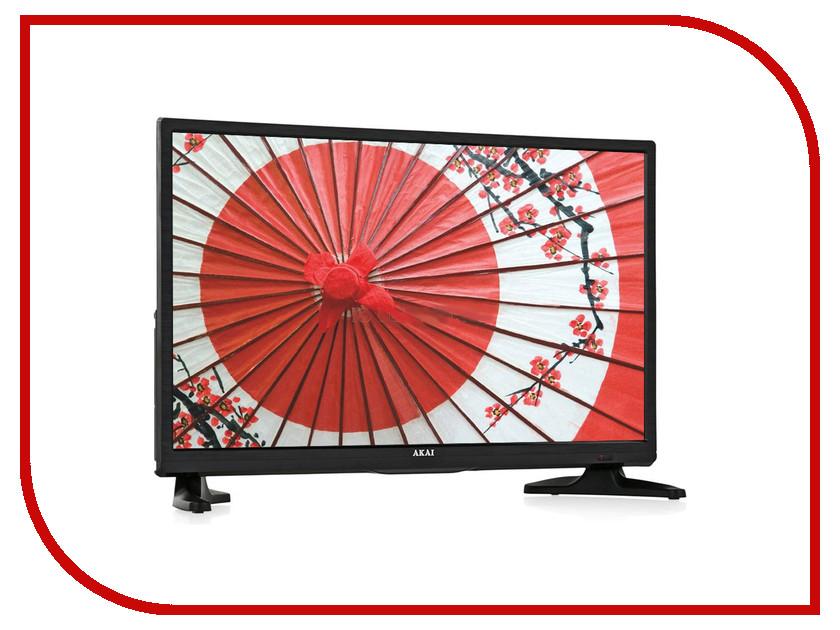 Телевизор AKAI LEA-24A64M телевизор akai les 32a65w
