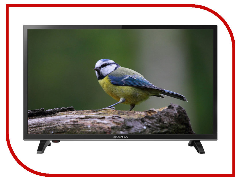 Телевизор SUPRA STV-LC22LT0020F телевизор supra stv lc24t660wl