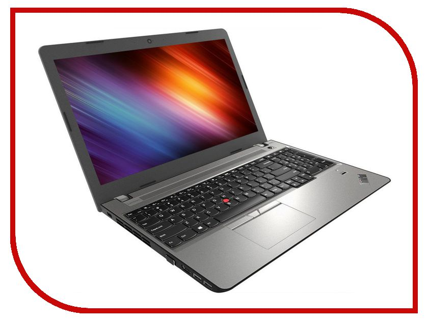 Ноутбук Lenovo ThinkPad Edge 570 20H500BWRT (Intel Core i3-6006U 2.0 GHz/4096Mb/500GB/DVD-RW/Intel HD Graphics/Wi-Fi/Bluetooth/Cam/15.6/1920x1080/DOS) ноутбук hp 15 bs624ur 2yl14ea intel core i3 6006u 2 0 ghz 8192mb 1000gb dvd rw intel hd graphics wi fi cam 15 6 1920x1080 dos