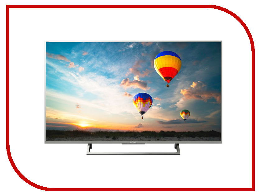 Телевизор Sony KD-43XE8077 жк телевизор sony oled телевизор kd 55a1