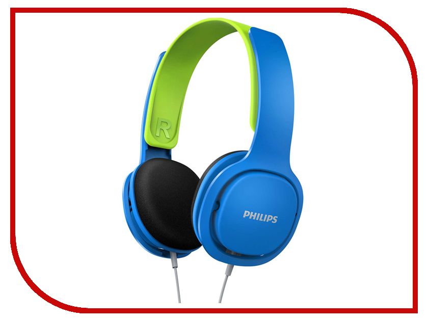 все цены на Philips SHK2000BL Blue
