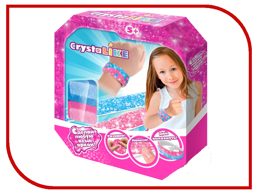 Набор 1Toy Crystalike Т10845  цена и фото
