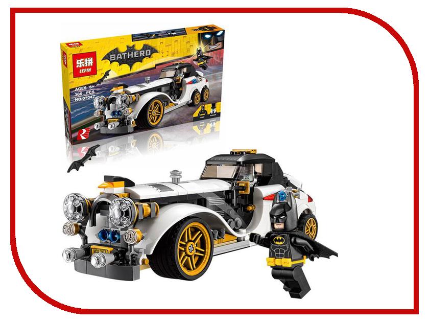 Конструктор Lepin Batman Автомобиль Пингвина 469 дет. 07047