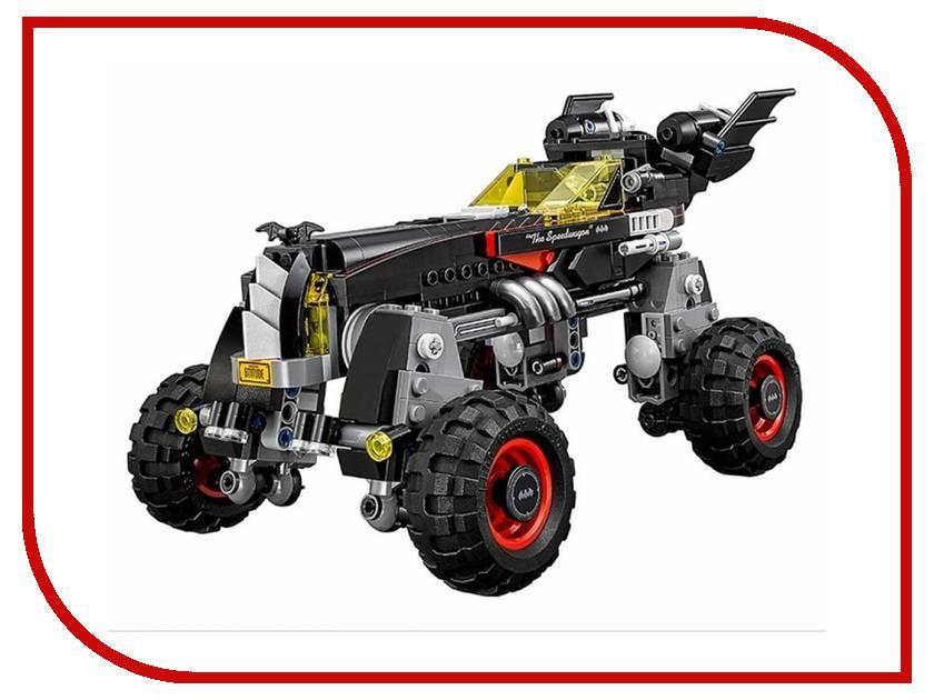 Конструктор Lepin Batman Бэтмобиль 559 дет. 07045 конструктор lepin fairytale сказочный замок спящей красавицы 360 дет 25012