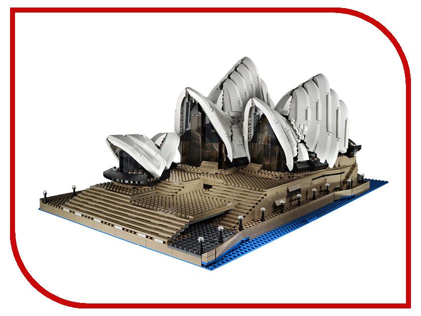Конструктор Lepin Creators Сиднейский оперный театр 2989 дет. 17003 конструктор lepin technician экскаватор 760 дет 20025