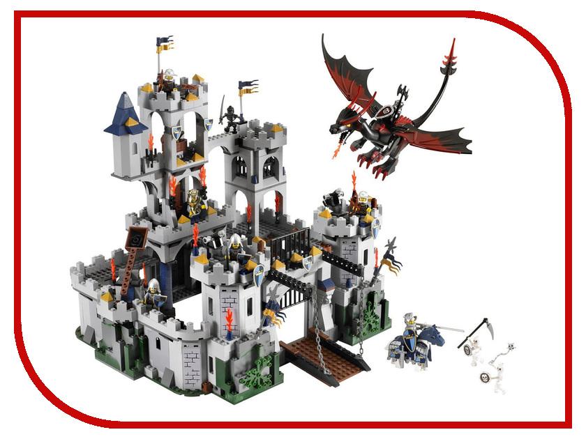 Конструктор Lepin Castles Осада Королевского Замка 1023 дет. 16017 осада маяка 70594