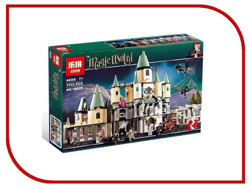 Конструктор Lepin Замок Хогвартс 1033 дет. 16029 конструктор lepin fairytale сказочный замок спящей красавицы 360 дет 25012
