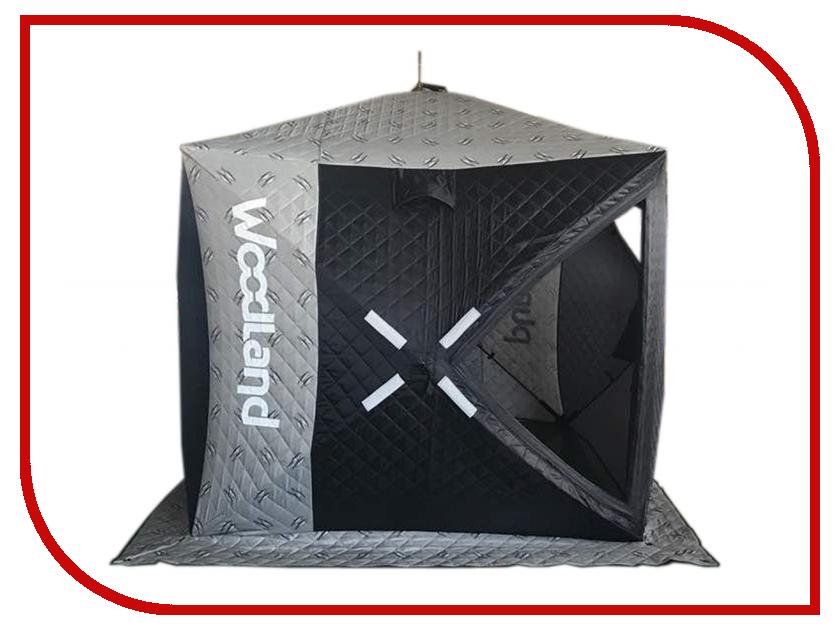 Палатка WoodLand Ultra 200x200x200cm cпальный мешок woodland envelope 200