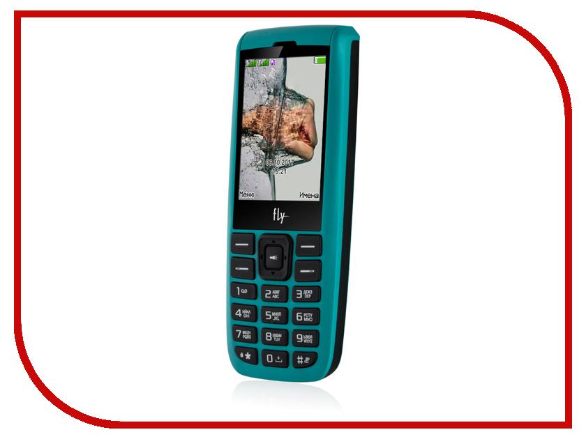 Сотовый телефон Fly FF247 Green