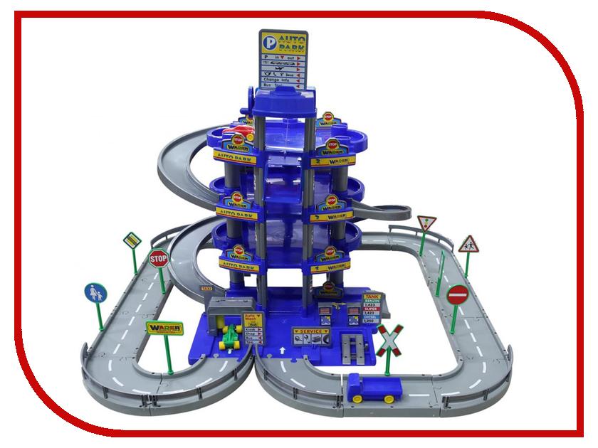 Автотрек Полесье Паркинг 44716 игровой набор полесье полесье паркинг 4 уровневый с автомобилями