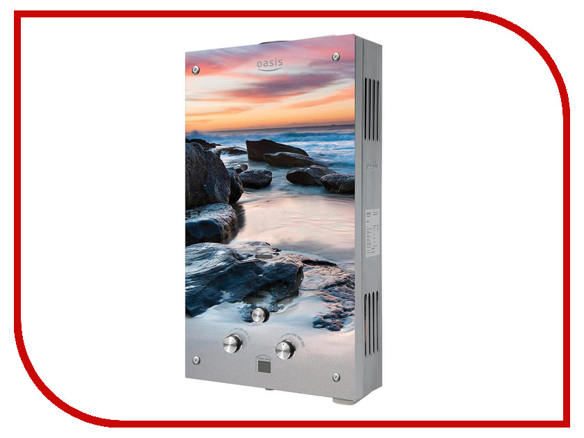 Водонагреватель Oasis Glass 20 MG газовая колонка оазис glass 20 mg