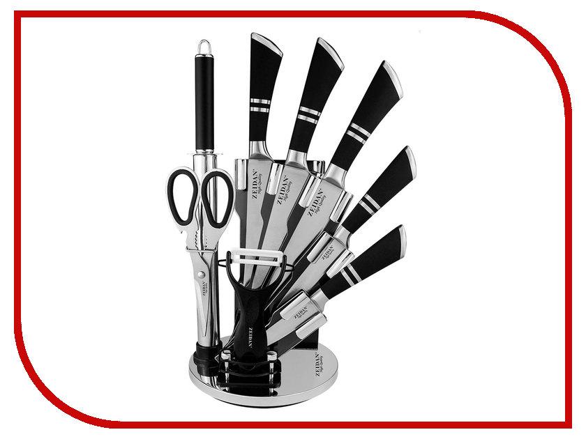 Набор ножей Zeidan Z-3083  цена и фото