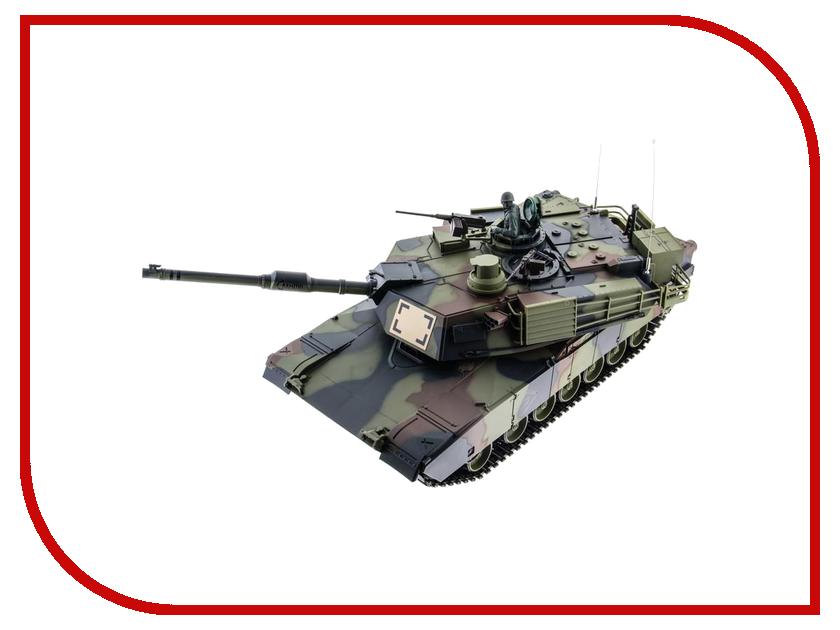 Игрушка Heng Long M1A2 Abrams HL3918-1 радиоуправляемый танк pilotage m1a2 abrams