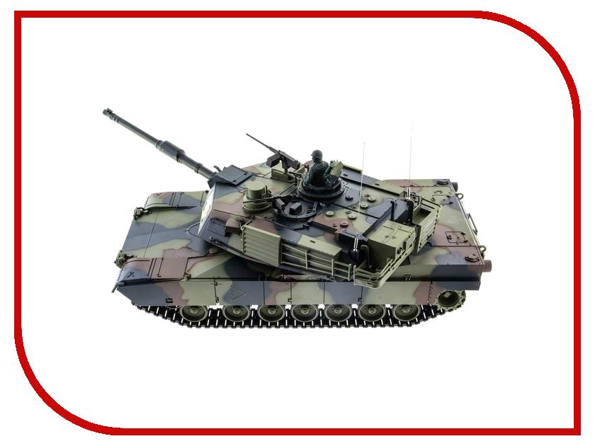 Игрушка Heng Long US M1A2 Abrams 3918-1PRO радиоуправляемая игрушка heng long ussr t 34 3909 1