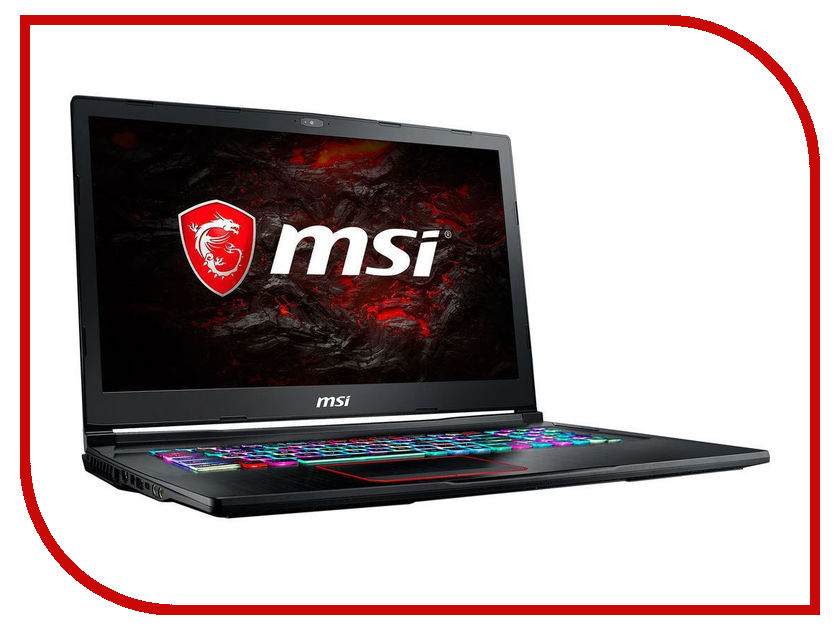 Ноутбук MSI GE73VR 7RF-232XRU 9S7-17C112-232 (Intel Core i7-7700HQ 2.8 GHz/16384Mb/1000Gb/No ODD/nVidia GeForce GTX 1070 8192Mb/Wi-Fi/Bluetooth/Cam/17.3/1920x1080/DOS) ноутбук msi gs60 6qc 264xru 9s7 16h822 264 intel core i7 6700hq 2 6 ghz 8192mb 1000gb no odd nvidia geforce gtx 960m 2048mb wi fi bluetooth cam 15 6 1920x1080 dos