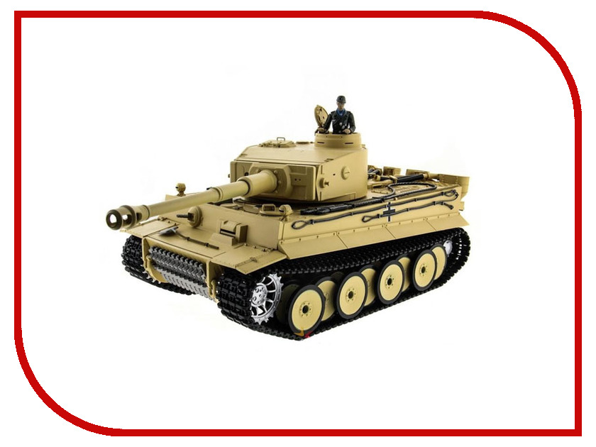 Фото Игрушка Taigen German Tiger TG3818-1A-IR-P