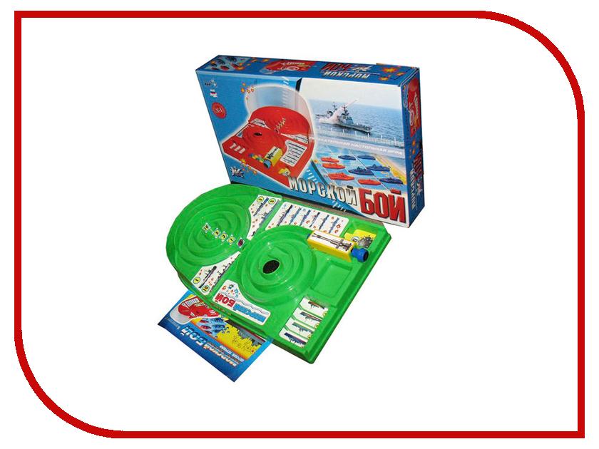 Настольная игра Омская фабрика игрушек Морской бой