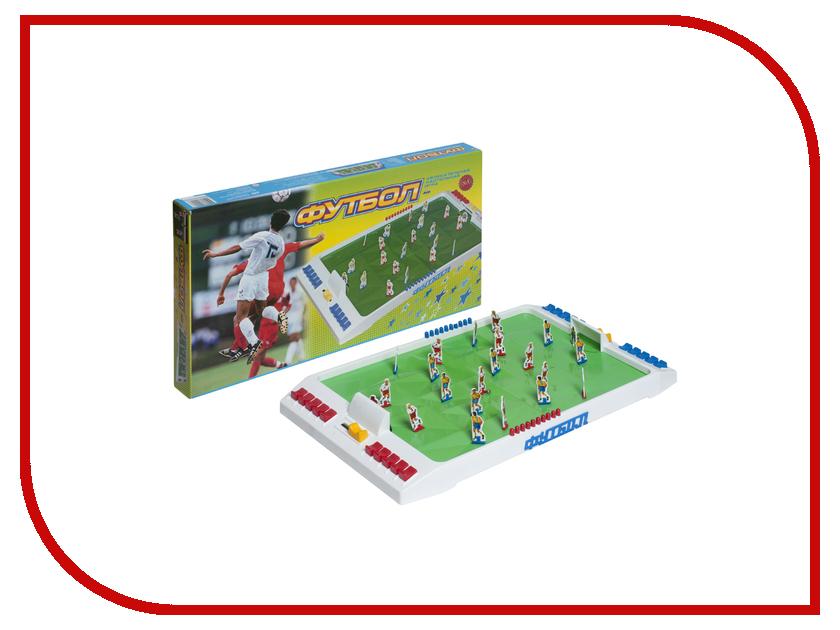 Настольная игра Омская фабрика игрушек Футбол конструктор омская фабрика игрушек чемодан строитель 95 дет 0560