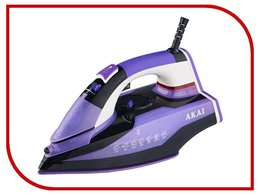 Утюг AKAI IS-1901V цена и фото