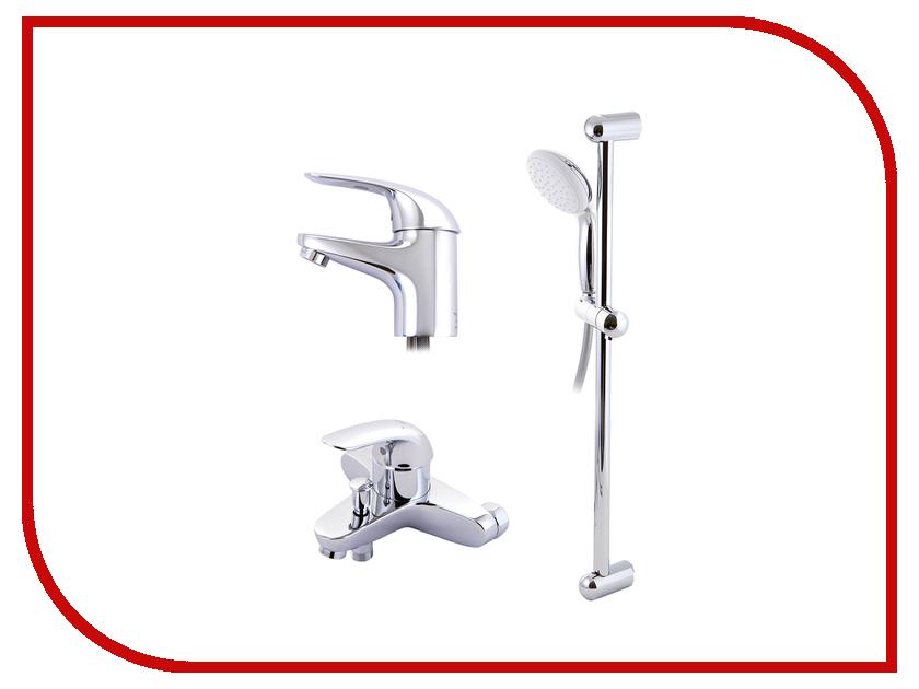 Смеситель Grohe Euroeco 124428 смеситель grohe euroeco 32740000