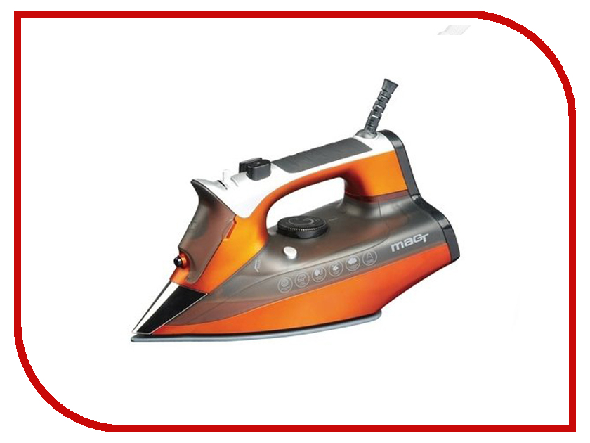 Утюг Magtek Mag 2301MT Orange mag 200 в киеве