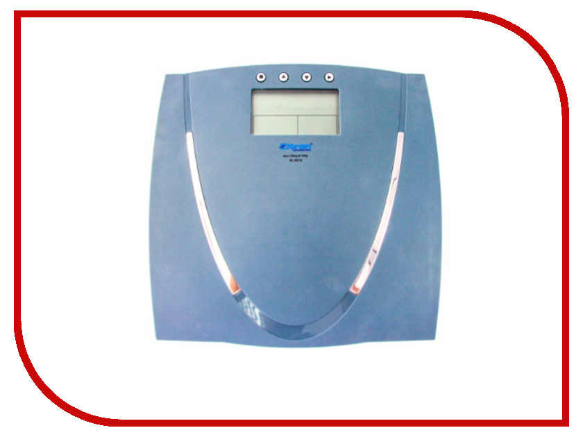 Весы напольные Eltron EL-9210 весы eltron весы электронные