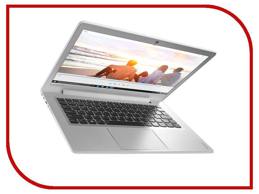Ноутбук Lenovo IdeaPad 510S-13IKB 80V0005VRK (Intel Core i5-7200U 2.5 GHz/8192Mb/128Gb SSD/No ODD/Intel HD Graphics/Wi-Fi/Bluetooth/Cam/13.3/1920x1080/Windows 10 64-bit) ноутбук apple macbook pro 13 silver mpxr2ru a intel core i5 2 3 ghz 8192mb 128gb intel iris plus graphics 640 wi fi bluetooth cam 13 3 2560x1600 macos sierra