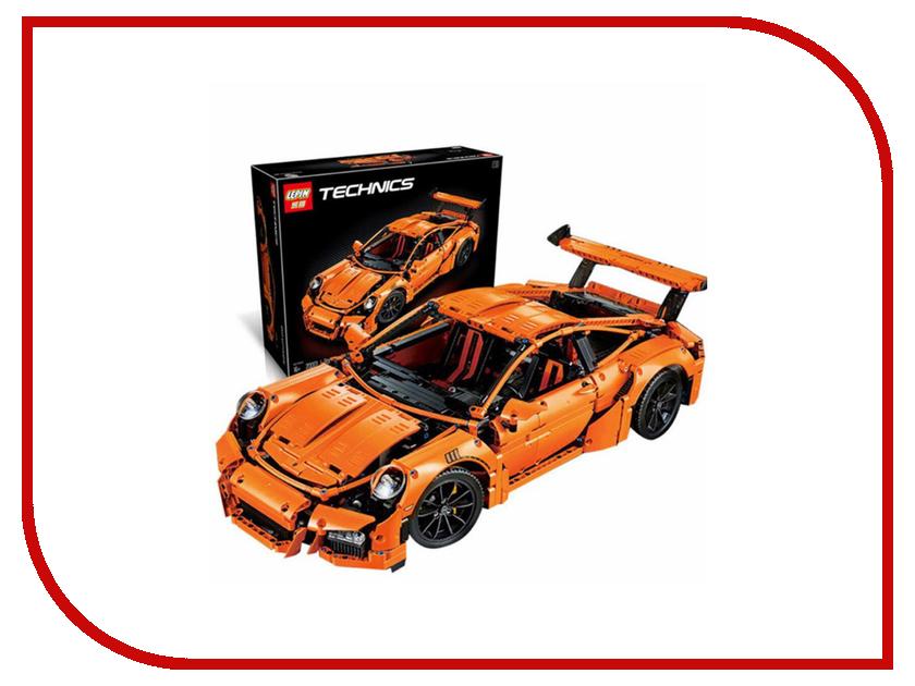 Конструктор Lepin Techini Porsche 911 GT3 RS 2704 дет. 20001
