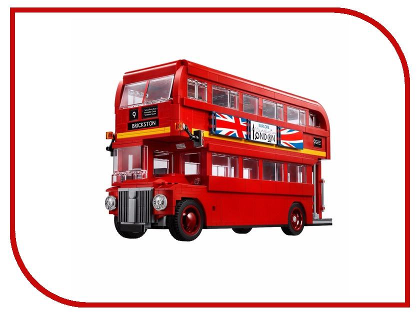 Конструктор Lepin Bulerds Лондонский автобус 1716 дет. 21045 конструктор lepin star plan истребитель набу 187 дет 05060