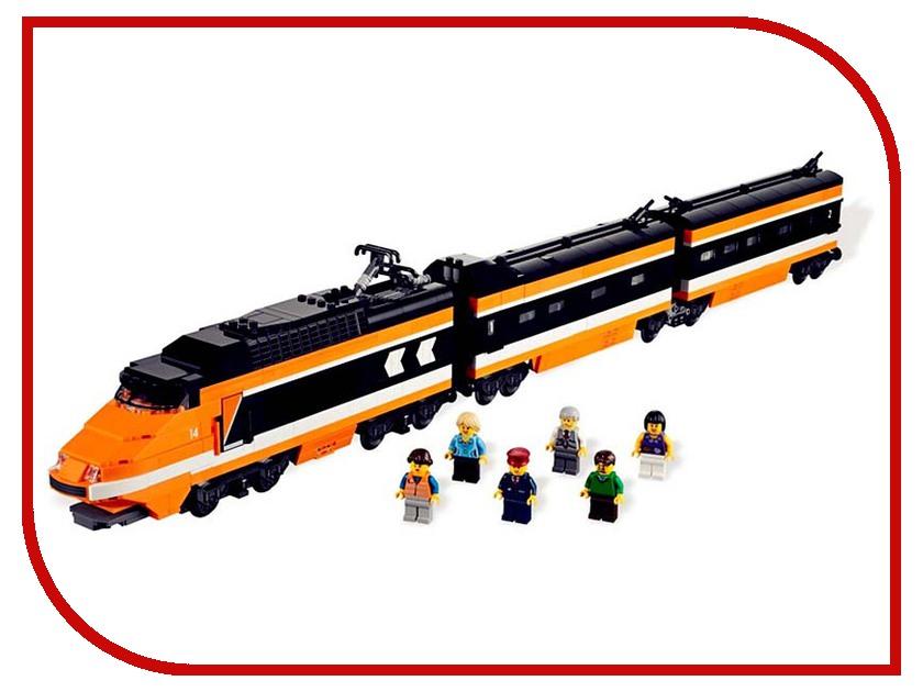 Конструктор Lepin Bulerds Поезд Горизонт Экспресс 1351 дет. 21007 монитор горизонт