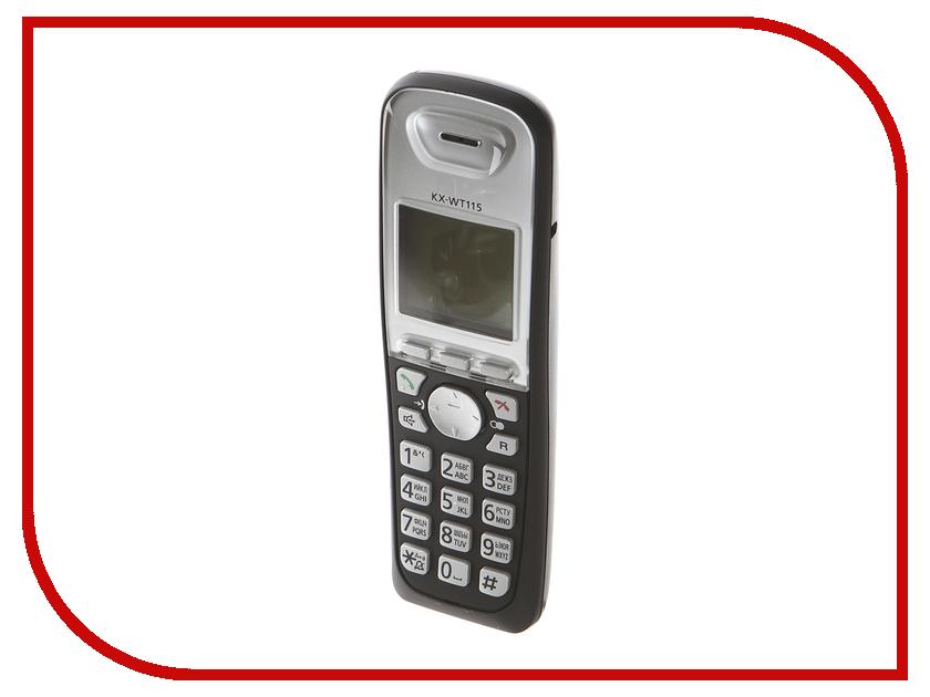 VoIP оборудование Panasonic KX-WT115RU voip телефон panasonic kx nt553ru kx nt553ru