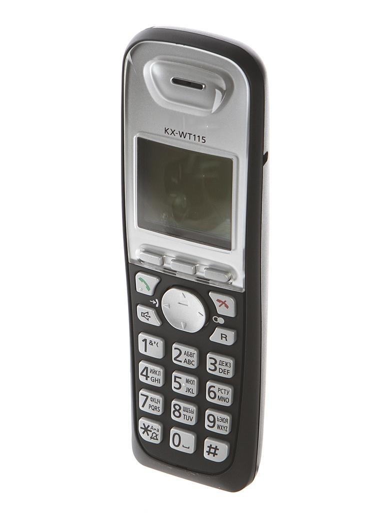 VoIP оборудование Panasonic KX-WT115RU